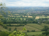 Devon and Somerset in one breathtaking view