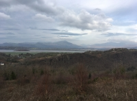 View towards Portmeirion and Porthmadog