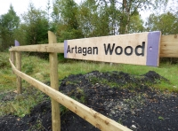 Artagan Wood - SOLD