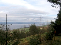 View over Firth of Tay
