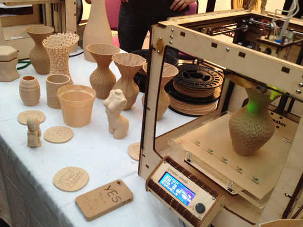 3d Printing In Wood Insects And Clay Woodlands Co Uk
