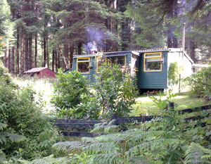 Huts and hutting in Scottish Woodlands - time for change?
