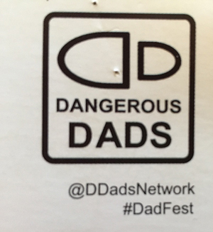 Ian Blackwell, inspiration for Dangerous Dads