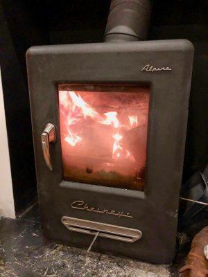 Wood, wood burning and wood burning stoves.