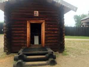 Siberian ideas for a log cabin