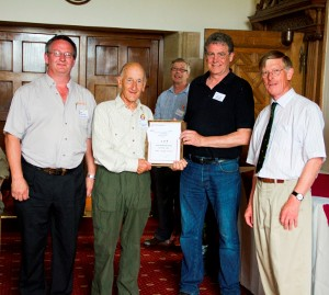 Small woodlands compete for top award at Excellence in Forestry Competition 2011