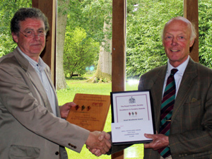 Small Woodlands in the SW recognised in Royal Forestry Society's annual awards