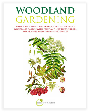 """Woodland Gardening"" from 'Plants for a Future'."
