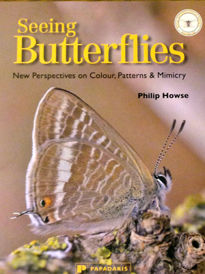 """Seeing Butterflies"", a book by Philip Howse"