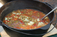 Cooking and Campfires