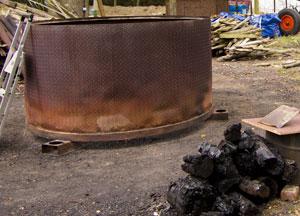 charcoal-burns