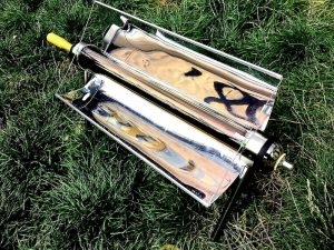 Cooking Under the Sun: The Solar Oven
