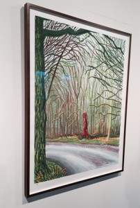 The curious question of how artists change our perception of woodlands