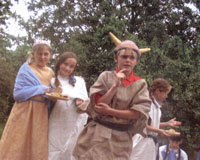 Woodlands for Living History