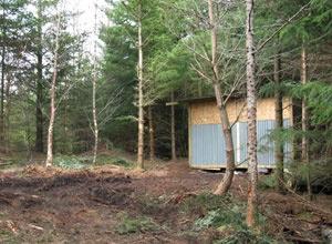 Sheds in Woodlands