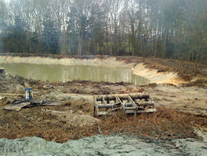 The million ponds project for Koi pond the woodlands tx