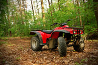 Woodland Machines Pt 1 - The Quad Bike
