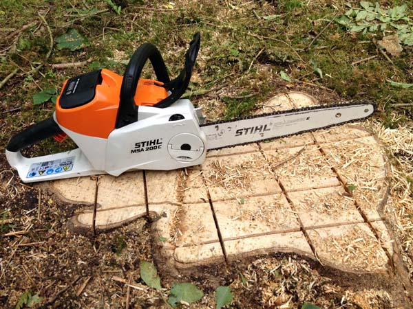 reckert chainsaw