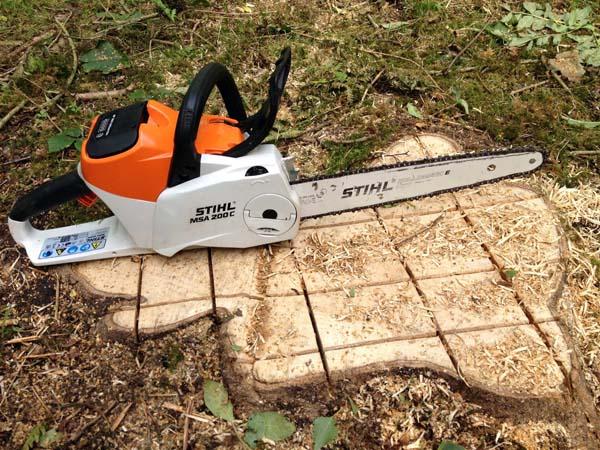 reckert chainsaw