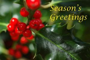 Seasonal Greetings