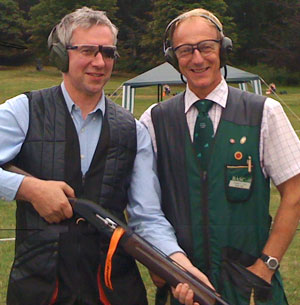 Clay Pigeon Shooting for the first time - shotgun coaching
