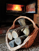 Log fires and stoves – do we have to use hardwoods?