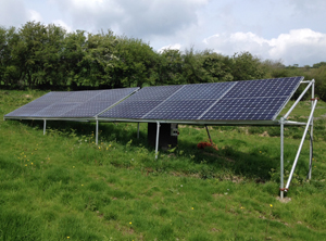 Solar panels in woodlands and fields  - are they good or bad for the environment?