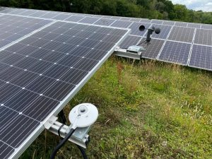 PV Panels and Solar Farms boost wildlife