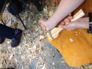 Spoon Carving - with Barn the Spoon