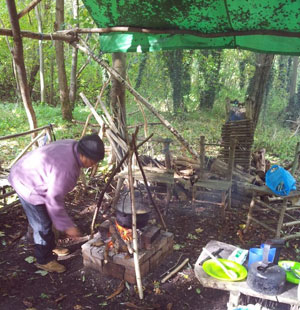Social Forestry in Glede Wood