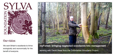 myForest: a service for woodland owners
