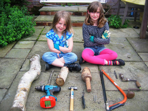 Make your own 'bug hotel'