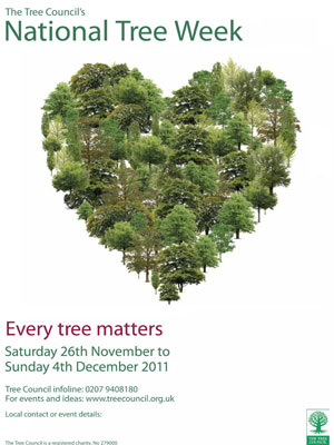 National Tree Week 2011 – 26th November to 4th December