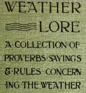 Unseasonal weather