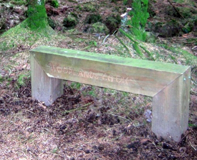 woodlands.co.uk bench