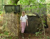 Woodland toilets