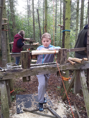 Taking up a Green Woodworking course - at York Wood Crafts